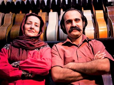 Luthiers of the Prize Guitar: Ehsan Roghani & Parvaneh Alivand