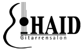Advance ticket sale at Gitarresalon Georg Haid